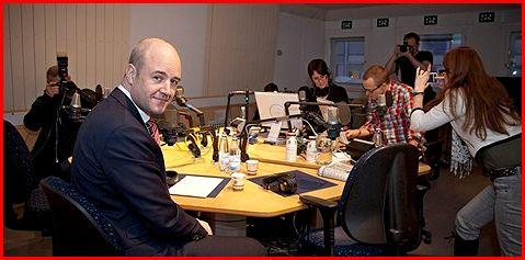 Reinfeldt har skapat 2575 samhallet